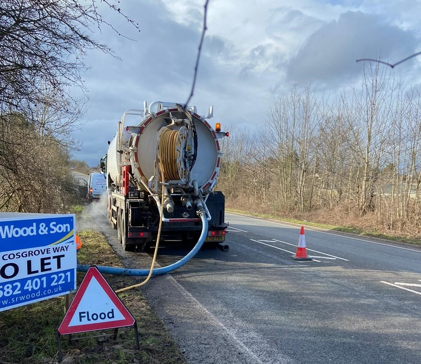 Drainage services for Rutland